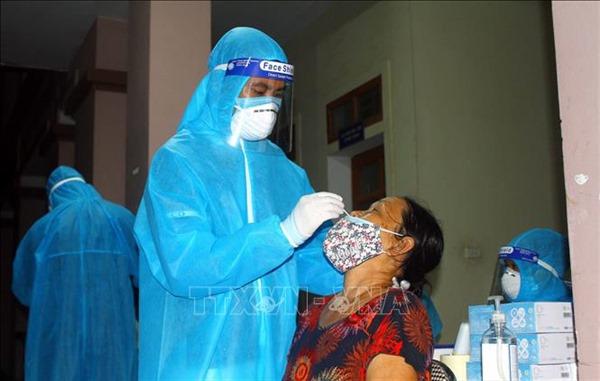 Thêm 3 ca dương tính với SARS-CoV-2 tại Nghệ An