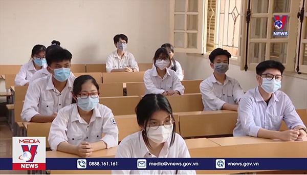 Hà Nội có 14 học sinh lớp 9 diện F1
