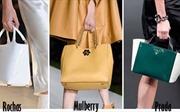 Xu hướng thời trang nữ 2013