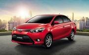 Toyota Việt Nam ra mắt 3 phiên bản Vios giá không tăng