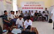 Tăng cường tập huấn kỹ năng sơ cấp cứu cho ngư dân