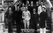 Công việc đầu tiên của Chính phủ lâm thời năm 1945