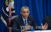 Tổng thống Mỹ ca ngợi hiệp định TPP