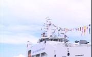 Cảnh sát biển Việt Nam nhận thêm tàu đa năng hiện đại