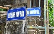 Chính phủ quy định về xét tặng danh hiệu 'Gia đình văn hóa', 'Khu dân cư văn hóa'