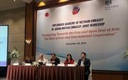 Lợi ích dài hạn: Kim chỉ nam hành động trên Biển Đông