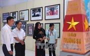 Quảng Bình trưng bày tư liệu về Hoàng Sa, Trường Sa