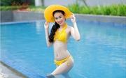 Thí sinh Miss Photo 2017 'nóng bỏng' với bikini