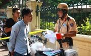 Bị cảnh sát giữ bằng lái do vi phạm nhưng vẫn bị xử phạt?