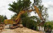 Quy hoạch đồng bộ khu vực ngập lũ đồng bằng sông Cửu Long