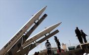 Iran tuyên bố sẽ đẩy nhanh chương trình tên lửa
