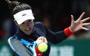 WTA Tour Finals: Karolina Pliskova, Garbine Muguruza thắng trận đầu