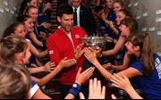 Djokovic, Wawrinka đồng loạt trở lại vào tháng 12
