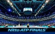 Xác định 6 tay vợt tham dự ATP Finals