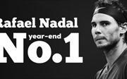 Nadal chắc chắn là số 1 thế giới đến hết năm 2017