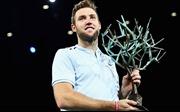 Vô địch Paris Masters, Jack Sock nhận tấm vé cuối cùng của ATP World Tour Finals