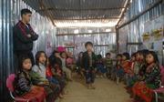 Vận động nguồn lực xã hội, hỗ trợ trẻ em các xã đặc biệt khó khăn