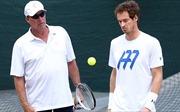 Andy Murray và Ivan Lendl thêm một lần chia tay