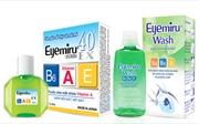 Sản phẩm chăm sóc mắt Eyemiru đến từ Nhật Bản