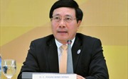 Phó Thủ tướng Phạm Bình Minh trả lời chất vấn về xuất xứ sản phẩm và công nghiệp phụ trợ
