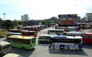 Hà Nội tước phù hiệu gần 150 ô tô vi phạm quy định hoạt động vận tải