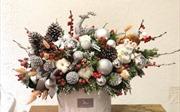 Hoa tươi - món quà cao cấp mùa Giáng sinh