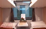 Đi tàu hỏa tuyến Bắc Nam: Ở phòng '5 sao', đồ ăn miễn phí