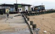 Cảng cá Phú Yên xuống cấp nghiêm trọng khiến ngư dân gặp khó