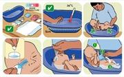 Nên tắm cho trẻ sơ sinh vào ngày rét đậm như thế nào?