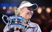 'Công chúa Đan Mạch' trở thành 'Nữ hoàng WTA'