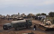 Chiến trường Syria hé lộ năng lực sản xuất vũ khí của Thổ Nhĩ Kỳ