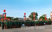 Sẵn sàng cho Ngày hội Tòng quân năm 2019