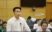 Văn phòng 389 Quốc gia phản hồi việc bổ nhiệm ông Vũ Hùng Sơn