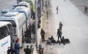 Hàng nghìn thân nhân của các tay súng IS đang lánh nạn ở miền Bắc Syria