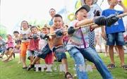 Nhiều sân chơi văn hóa bổ ích nhân Ngày Quốc tế thiếu nhi