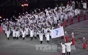 Hàn Quốc, Triều Tiên diễu hành dưới lá cờ chung tại Asian Para Games