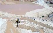 Làm rõ phản ánh về khai thác quặng titan lậu tại tỉnh Bình Thuận