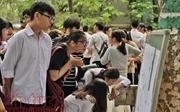 Trường ĐH Kinh tế Quốc dân: Mức điểm chuẩn ngành cao nhất là 24,35 điểm