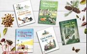 Những tác phẩm văn học dành cho nhi đồng mùa tựu trường