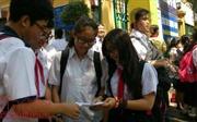TP Hồ Chí Minh giữ nguyên học phí trong năm học mới