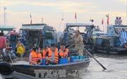 Bến tàu khách và du lịch Cần Thơ đã hoạt động trở lại