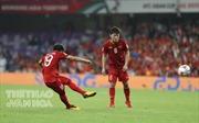 Video Quang Hải đá phạt trực tiếp vào lưới thủ môn Yemen