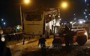 Đoàn Saigontourist cùng hai người nhà du khách bị đánh bom đã bay sang Ai Cập
