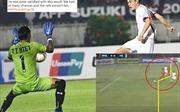 Fan châu Á cũng phẫn nộ vì bàn thắng bị tước mất của Văn Toàn ở trận gặp Myanmar