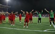 Quế Ngọc Hải 'quẩy' cực chất trong màn ăn mừng của tuyển Việt Nam