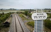 Thượng đỉnh Mỹ-Triều Tiên nhóm lại giấc mơ đường sắt nối Bán đảo Triều Tiên với châu Á