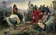 Chiến binh anh hùng của Pháp từng suýt đánh bại Ceasar