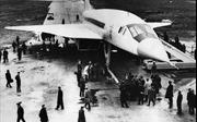 Giấc mơ dang dở của máy bay siêu thanh Liên Xô Tu-144