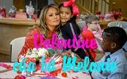 Ngày Lễ Valentine ý nghĩa của Đệ nhất Phu nhân Mỹ Melanie Trump