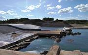 Công trình sửa chữa khẩn cấp Tràn xả lũ Nam Thạch Hãn chậm tiến độ do thiếu vốn